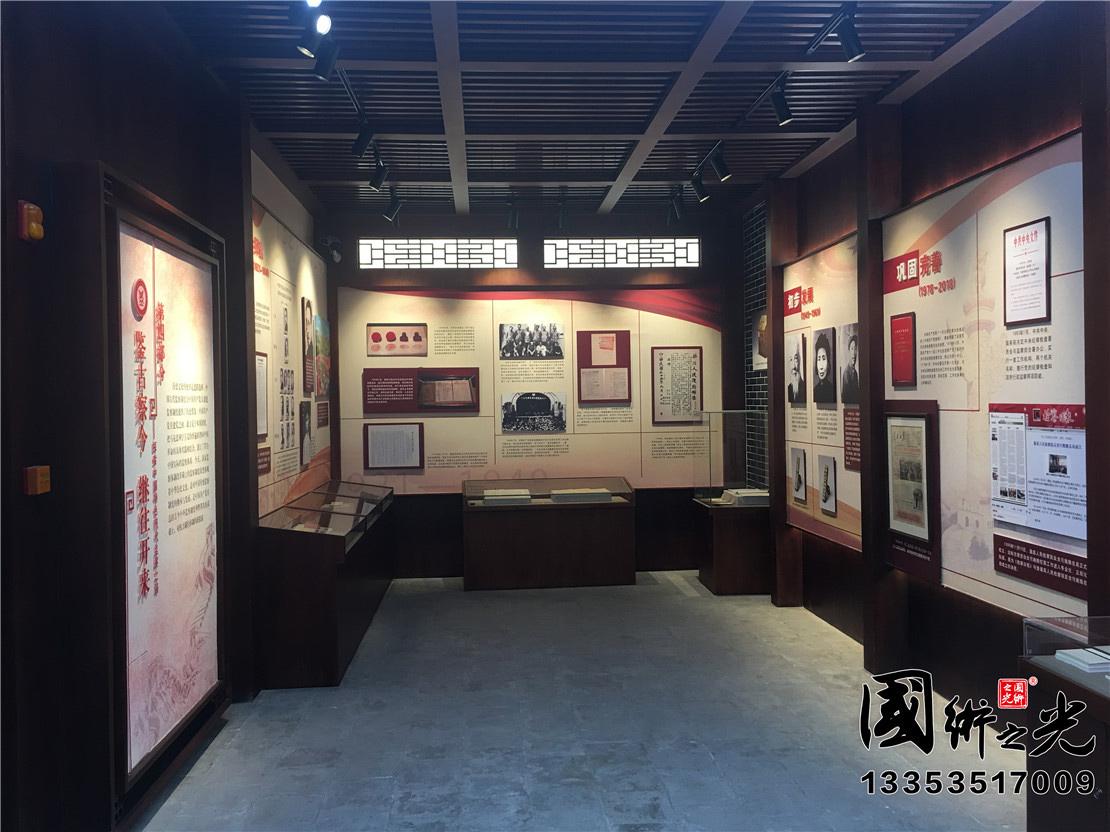 中国(平遥)监察文化博物馆第四部分实景展示01