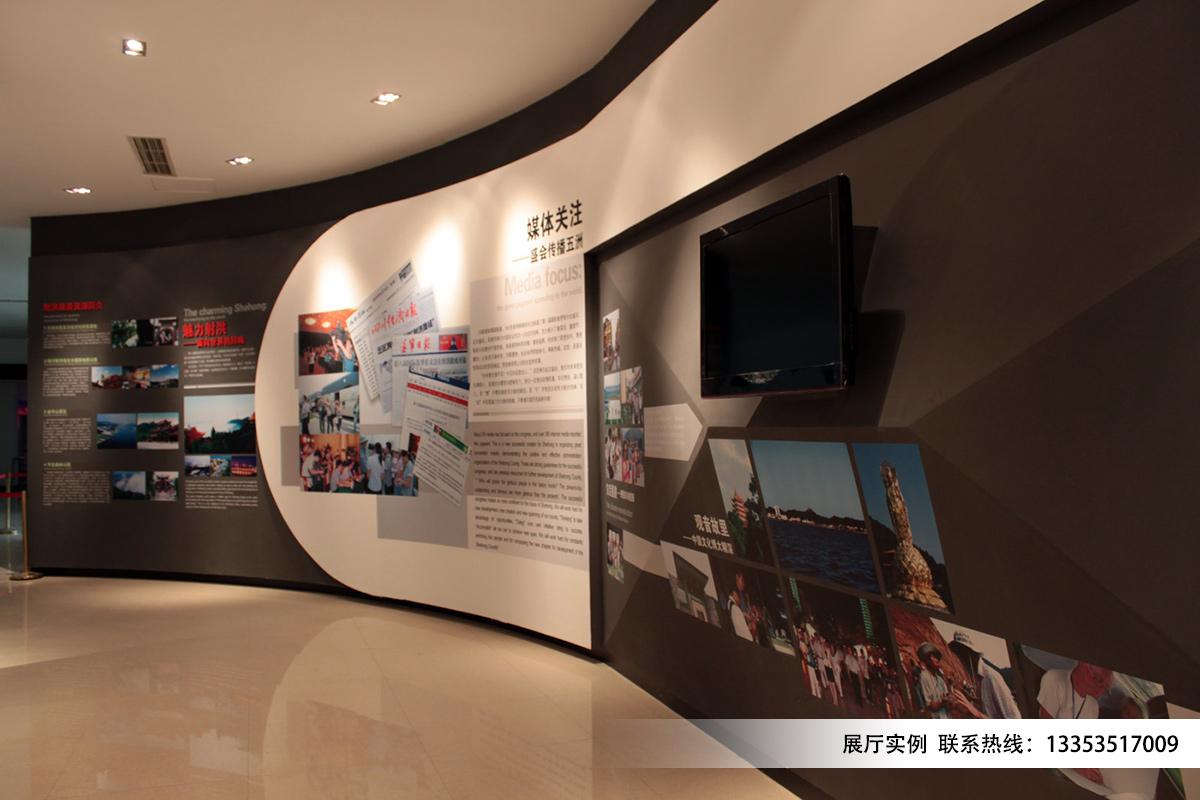 国际侏罗纪大会展厅建设实例10